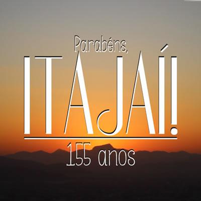 Homenagem à Itajaí (155 anos)
